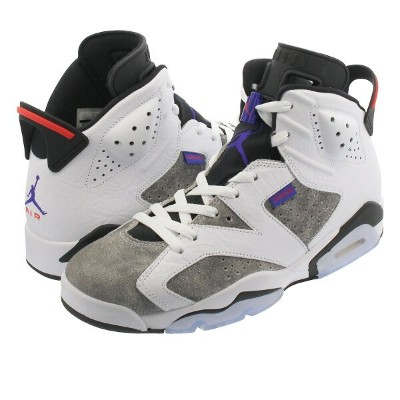 NIKE AIR JORDAN 6 RETRO 【FLIGHT NOSTALGIA】 ナイキ エア ジョーダン 6 レトロWHITE/BLACK/INFRARED 23/DARK CONCORD...