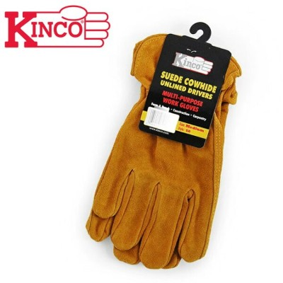 Kinco Gloves キンコグローブ Unlined Cowhide Driver Gloves 50 【アウトドア/ガーデニング/DIY/ドライブ】Kinco Gloves キンコグローブ...