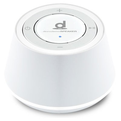 boco docodemoSPEAKER SP-1(Misty Gray White) ワイヤレススピーカー Bluetooth接続