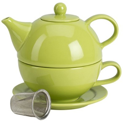Tea for One with Infuser イエロー 609105-1500151