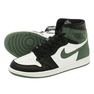 NIKE AIR JORDAN 1 RETRO HIGH OG 【HAND IN THE GAME COLLECTION】 ナイキ エア ジョーダン 1 レトロ ハイ OG WHITE/BLACK...
