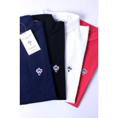 Arvor Maree(アルヴォマレー)SAILOR POLO SOLID SMOOTH COTTON 4color 2018'S/S【Men's】