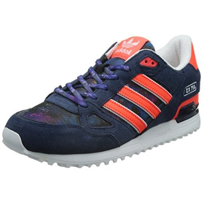 Adidas ZX 750 [AQ3183] Original Running Navy/Red-White-100