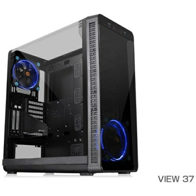 THERMALTAKE サーマルテイク PCケース VIEW 37 CA-1J7-00M1WN-00