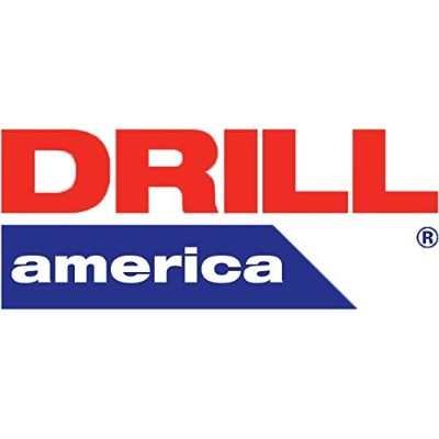 Drill America TSC1/2-5/16 TSC Series High-Speed Steel Countersink, 100 Degree Angle, 1/2 Body...