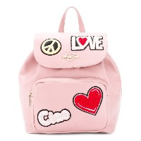 Love Moschino Ciao バックパック - ピンク
