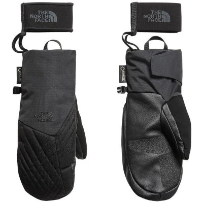 ノースフェイス レディース 手袋 アクセサリー The North Face Montana GORE-TEX SG Mittens - Women's TNF Black
