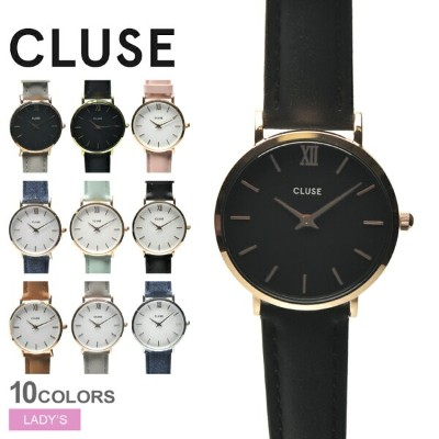 CLUSE クルース 腕時計 全10色ミニュイ 33 レザーベルト MINUIT 33 LEATHERCL30018 CL30022 CL30004 CL30001 CL30029 CL30017...