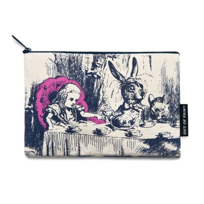 [Out of Print] Lewis Carroll / Alice's Adventures in Wonderland Pouch