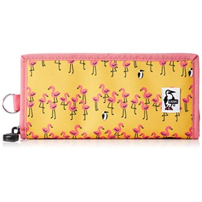 [チャムス] Eco Billfold Wallet CH60-0850-Z115-00 Flamingo