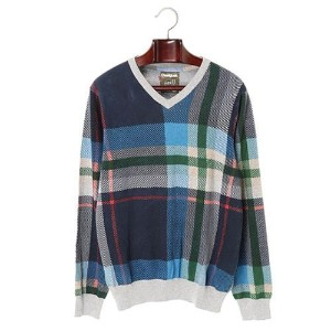 JERS_CHECKED メンズウェア トップス Desigual men's GRIS VIGORE OSCURO M au WALLET Market