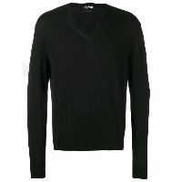 Tom Ford long-sleeve fitted sweater - ブラック
