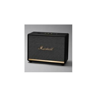 Marshall Woburn II Bluetooth Black Bluetooth/RCA/3.5mmステレオミニ/3種類入力対応アンプ内蔵スピーカー ZMS-1001904 【616】 ...