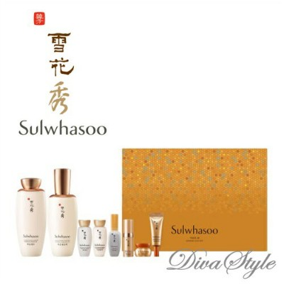 Sulwhasoo ソルファス 滋陰生(ジャウムセン) 2種セット(2018)限定 【雪花秀】【韓国コスメ】【日本国内発送】【スキンケア】 【女優ソン・ヘギョ愛用】
