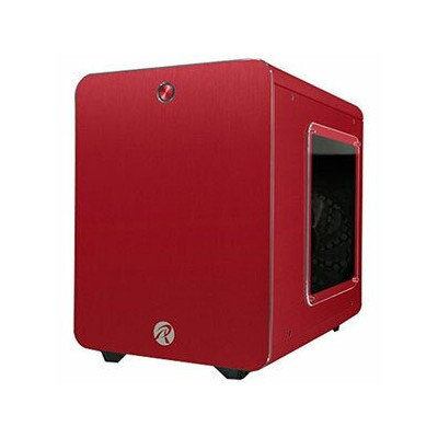 【RAIJINTEK】METIS PLUS Red PCケース 0R200056
