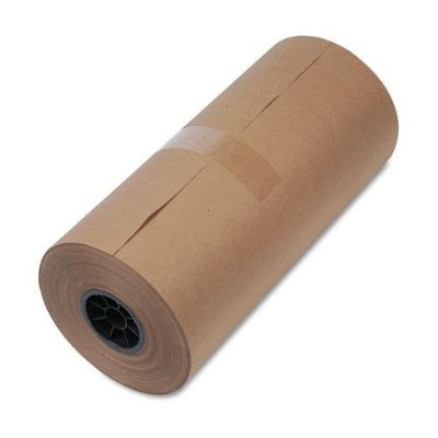 """high-volume Wrapping Paper、40lb、18 """" W、900 ' l、BN、1 /pack, sold as 1ロール"""