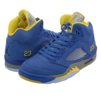 NIKE AIR JORDAN 5 RETRO 【LANEY JSP】 ナイキ エア ジョーダン 5 レトロ VARSITY ROYAL/VARSITY MAIZE cd2720-400