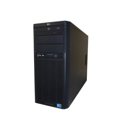 外観難あり HP ProLiant ML330 G6 600911-291【中古】Xeon E5620 2.4GHz/8GB/HDDなし