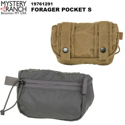MYSTERY RANCH(ミステリーランチ) FORAGER POCKET S(フォーリッジャーポケットS) 19761291
