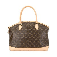 Louis Vuitton Pre-Owned Lockit ハンドバッグ - ブラウン
