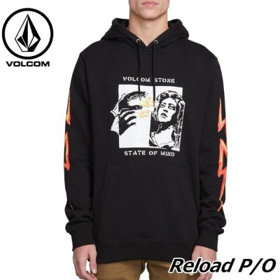 volcom ボルコム パーカー Reload P/O メンズ A4141805 【返品種別OUTLET】