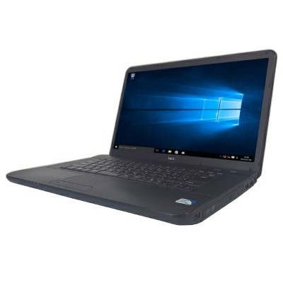 中古パソコン 【Windows10】[N118AX] NEC VK17E/A-E (Celeron 1.7GHz 4GB 250GB DVDマルチ Windows10 Professional...
