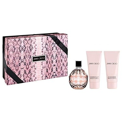 ジミー チュウ ギフトセット EDP 100ml SG 100ml BL 100ml JIMMY CHOO EAU DE PARFUM SET