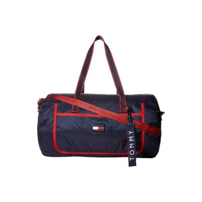 819bfe824a26 トミー ヒルフィガー Tommy Hilfiger レディース バッグ ボストンバッグ・ダッフルバッグ【Crewe Duffel】Red