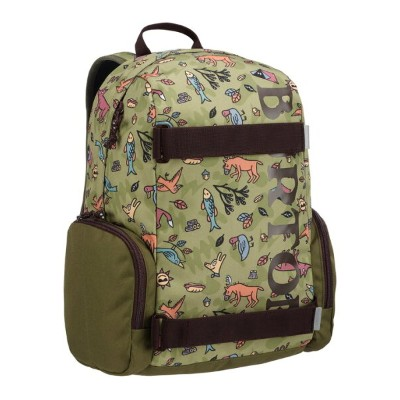 Burton Kids' Emphasis Backpack 2019SSCAMPSITE CRITTERS