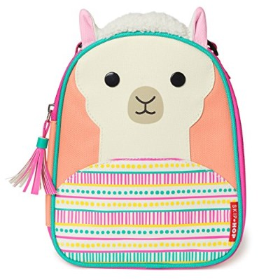 Skip Hop Zoo Lunchie Insulated Lunch Bag - Llama