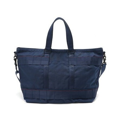 "BRIEFING BRIEFING×BEAMS PLUS / 別注 ""MIL TRAINING TOTE""NAVY ビームス メン バッグ トートバッグ ネイビー【送料無料】"