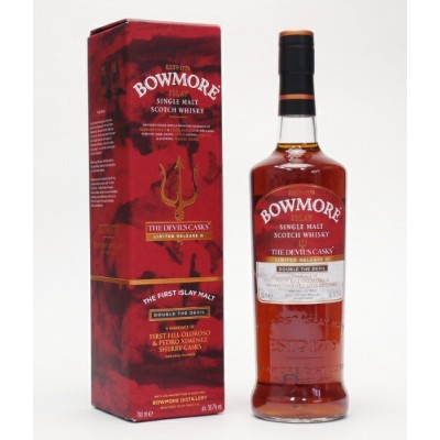 ボウモア デビルズカスク LIMITED RELEASE III 56.7%700ml BOWMORE Devil's cask