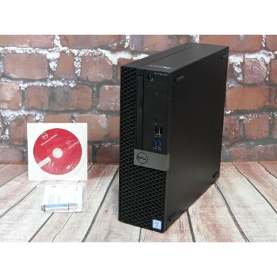 【中古】 Aランク Dell OptiPlex 5050SFF 第六世代 i5搭載 Win10