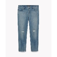 【Theory】J BRAND Redemption Destruct Johnny Mid Rise Boyfit 【J BRAND for Theory】ミッドライズのボーイフィットクロップドデニ...