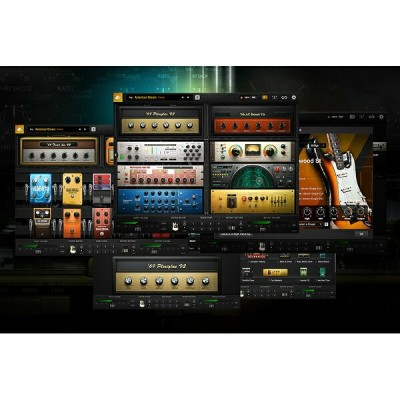 Positive Grid BIAS FX2 Professional【お取り寄せ商品】【期間限定!Labor Day Savings プロモーション】