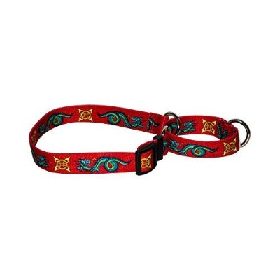 Yellow Dog Design M-DRG100XS Dragon Martingale Collar - Extra Small