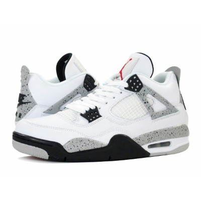 NIKE AIR JORDAN 4 RETRO OG ナイキ エア ジョーダン 4 レトロ OG WHITE/FIRE RED/BLACK/TECH GREY 840606-192