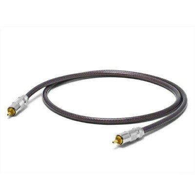 Oyaide S/PDIF RCA コネクタ AS-808R V2 【0.6m】【p5】