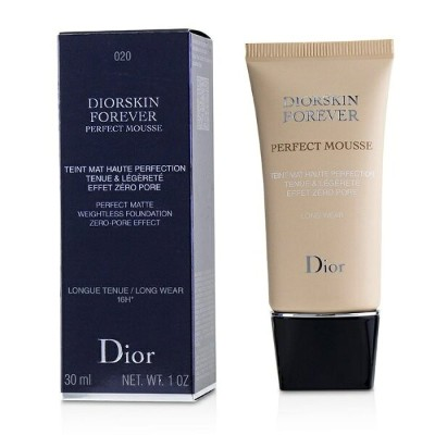 Christian Dior Diorskin Forever Perfect Mousse Foundation - # 020 Light Beige クリスチャンディオール Diorskin...