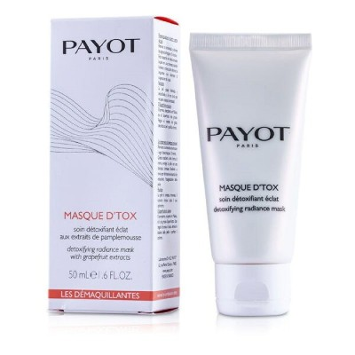 PayotLes Demaquillantes Masque D'Tox Detoxifying Radiance Maskパイヨレ ダマキャンマスク デトックス マスク 50ml/1.6oz...