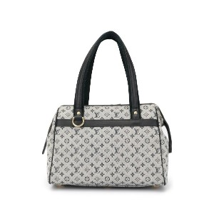 Louis Vuitton Pre-Owned Josephine PM モノグラム ミニバッグ - ブルー