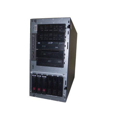 HP ProLiant ML350 G5 412645-B21【中古】Xeon 5150 2.66GHz/4GB/72GB×3