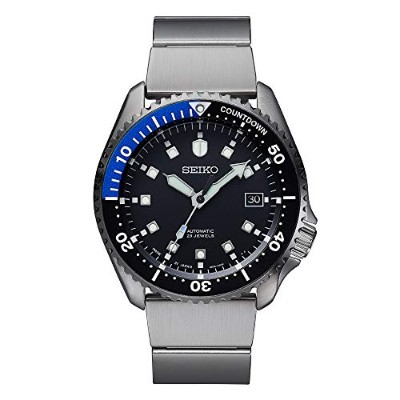 [wena project] seiko wena wrist pro Mechanical head Silver WNW-SB13A/S