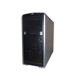 WindowsXP Pro 64bit HP WorkStation XW9400 (EM244AV) 中古ワークステーション AMD Opteron 2220 2.8GHz×2/8GB/500GB/NVS285