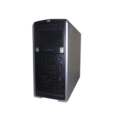 WindowsXP Pro 64bit HP WorkStation XW9400 (EM244AV) 中古ワークステーション AMD Opteron 2220 2.8GHz×2/8GB/500GB...