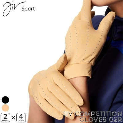 JIV Sport アクセサリー COMPETITION GLOVES With Stone G2R【ラッピング可】 -LP