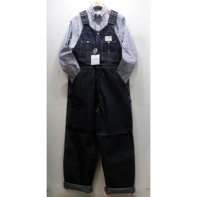 Lee(リー)Archives Real Vintage [20'MODEL WHIZIT OVERALL]/限定生産モデル オーバーオール サロペット オールインワン WHIZIT 日本製!