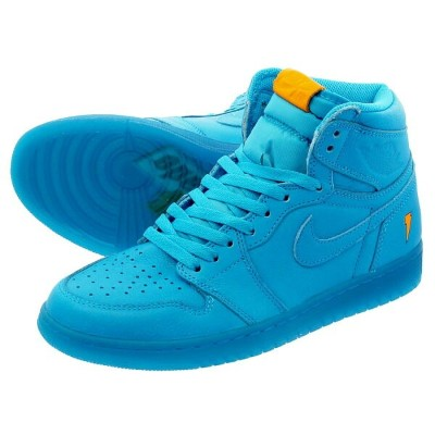 NIKE AIR JORDAN 1 RETRO HIGH OG G8RD 【GATORADE】 【LIKE MIKE】 ナイキ エア ジョーダン 1 レトロ ハイ OG G8RD BLUE...