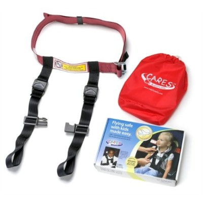 CARES Child Airplane Travel Harness 飛行機 子供用 トラベルハーネス Cares Safety Restraint System - The Only FAA...