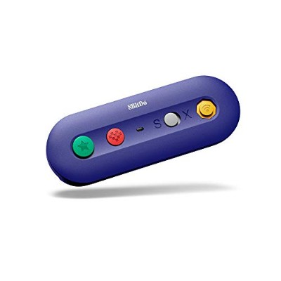 Goolsky 8Bitdo GBros ワイヤレス アダプター for NES SNES SF-C クラシック版 Wii クラシック for NS Gamecube ゲームキューブ